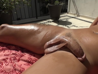 Suntanning in Mexico