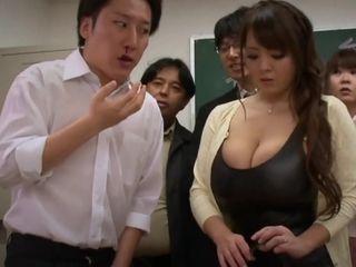 Big-Bosomed japanese Mature pornography pin - hitomi tanaka
