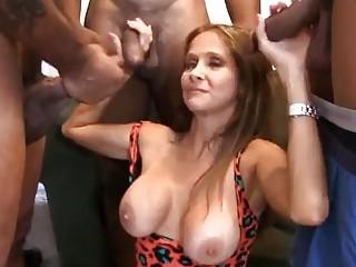 wife gangbang
